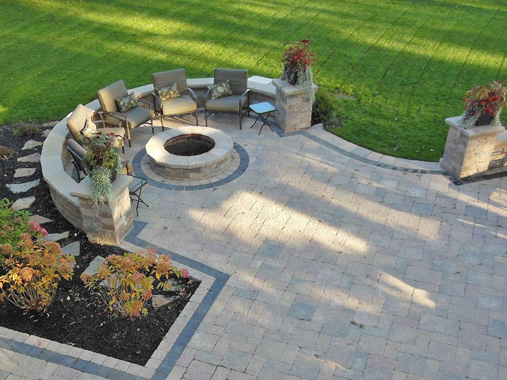 Des Moines Patio Design & Installation